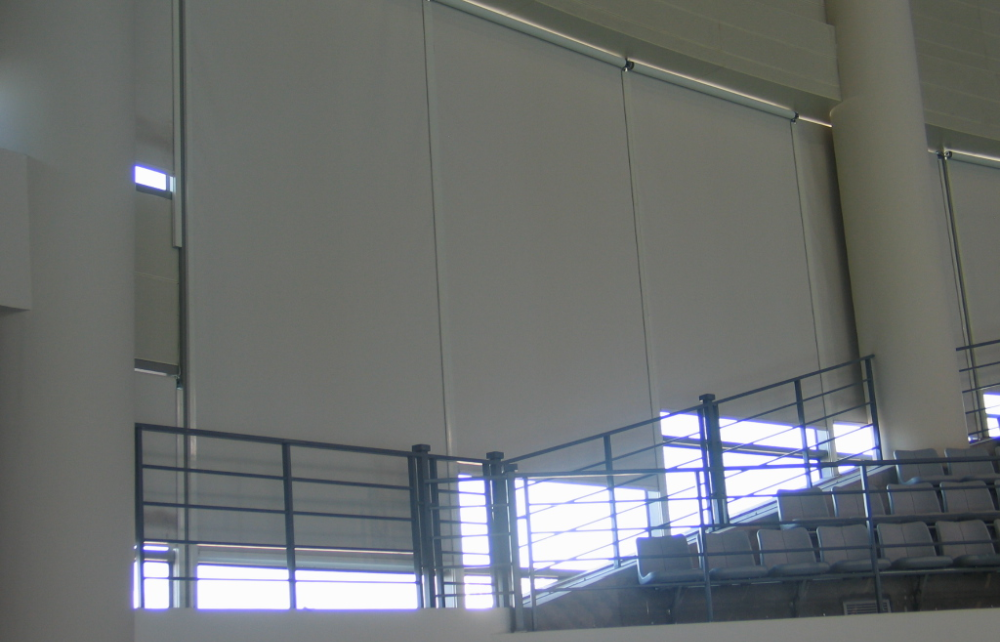 Motorised Blinds - Somfy Motorised Blinds Ideal for large buildings Glasgow