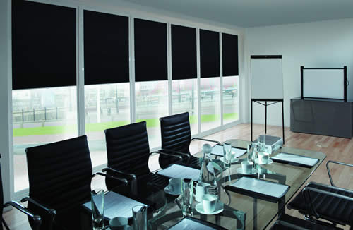 Commercial Blinds | Offices | Rutherglen