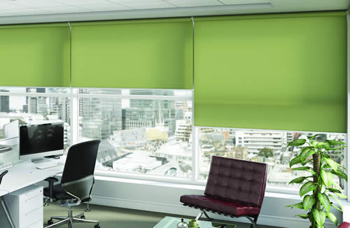 Commercial Blinds | Offices | Clarkston