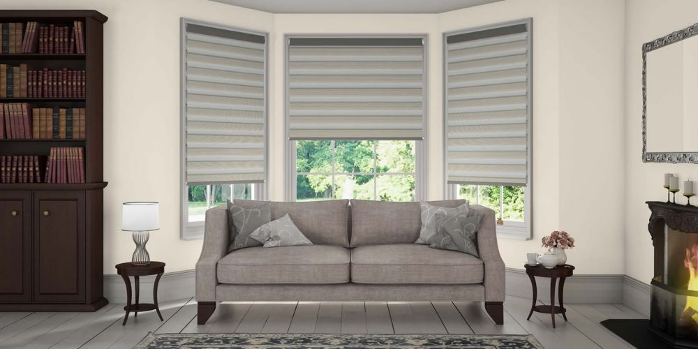 Day and Night Blinds - Beam Maple