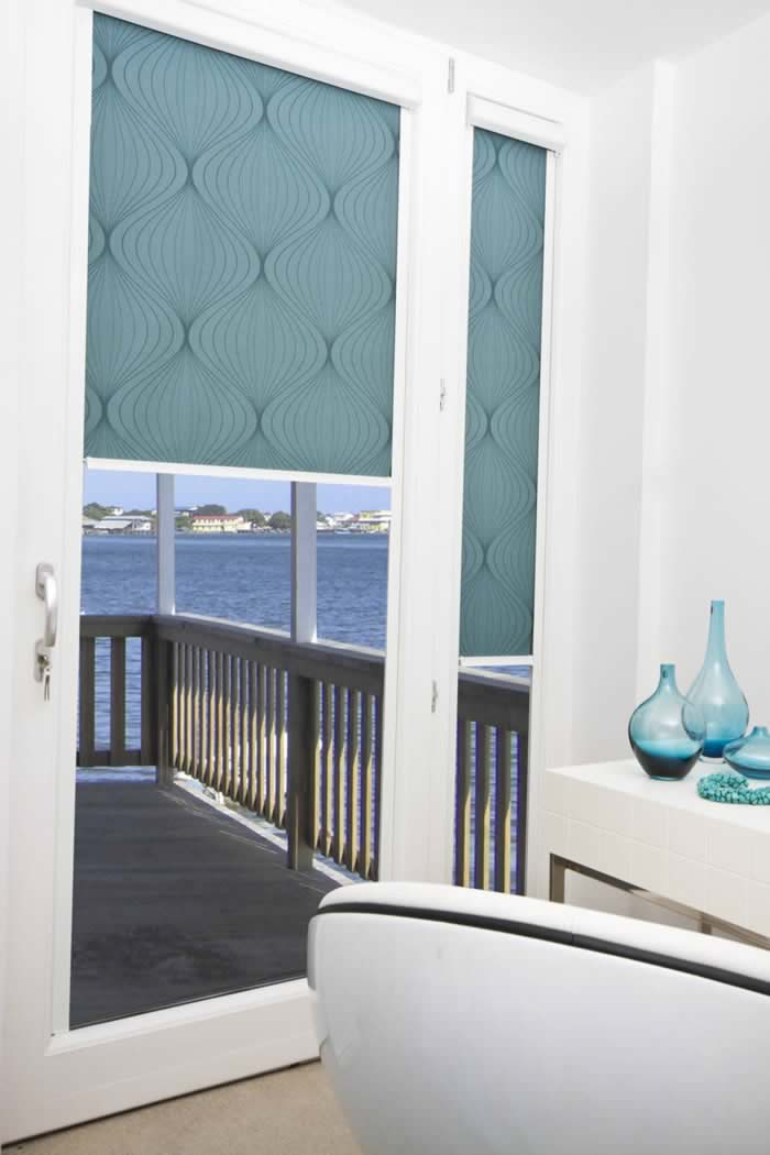INTU Blinds - Mode Sea Green
