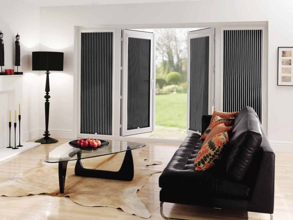 Perfect Fit Blinds - Bali Black Perfect fit Roller