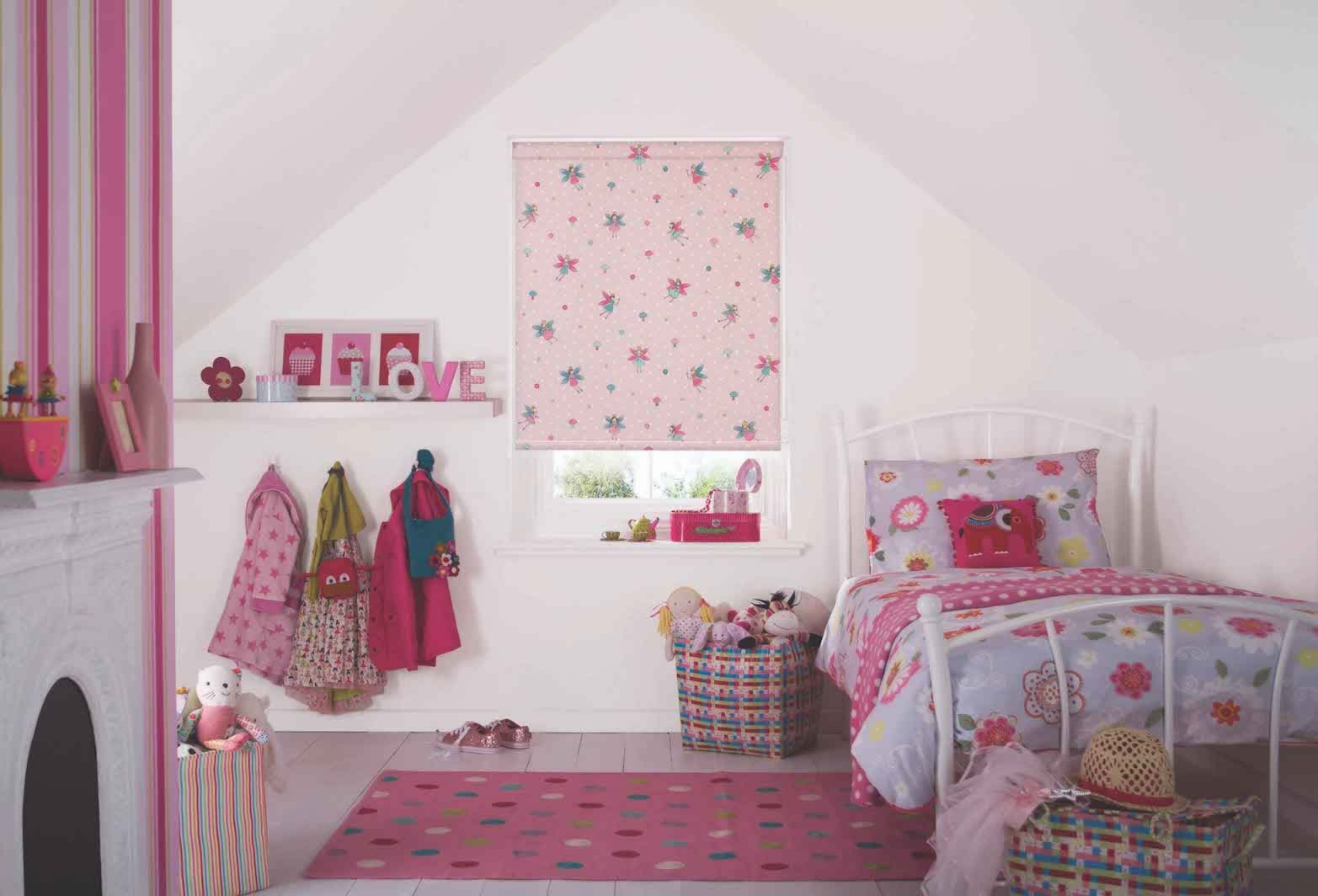 Roller Blinds - Fairytale Daisy