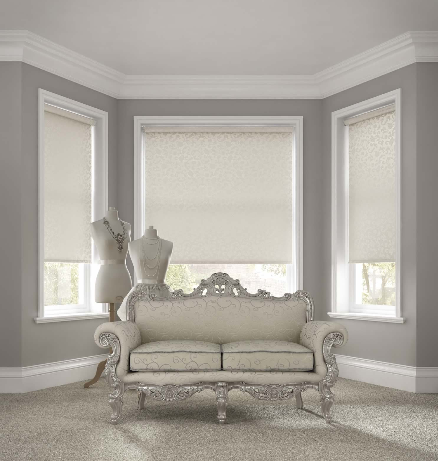 Roller Blinds - Grace Antique