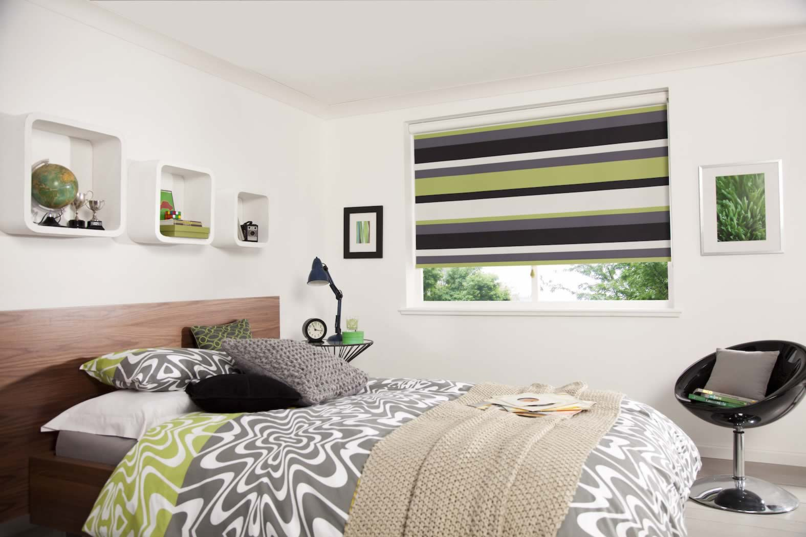 Roller Blinds - Havana Lime