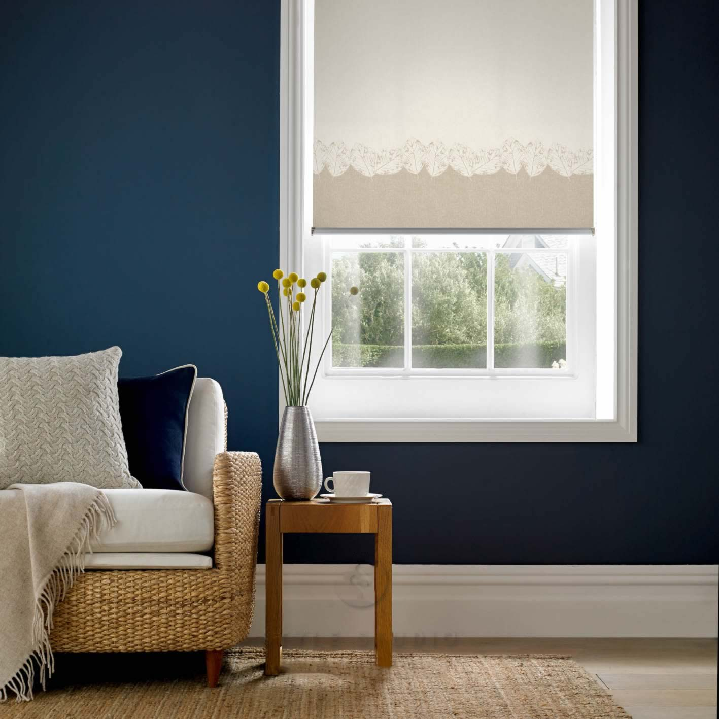 Senses Roller Blinds - Arden Biscotti