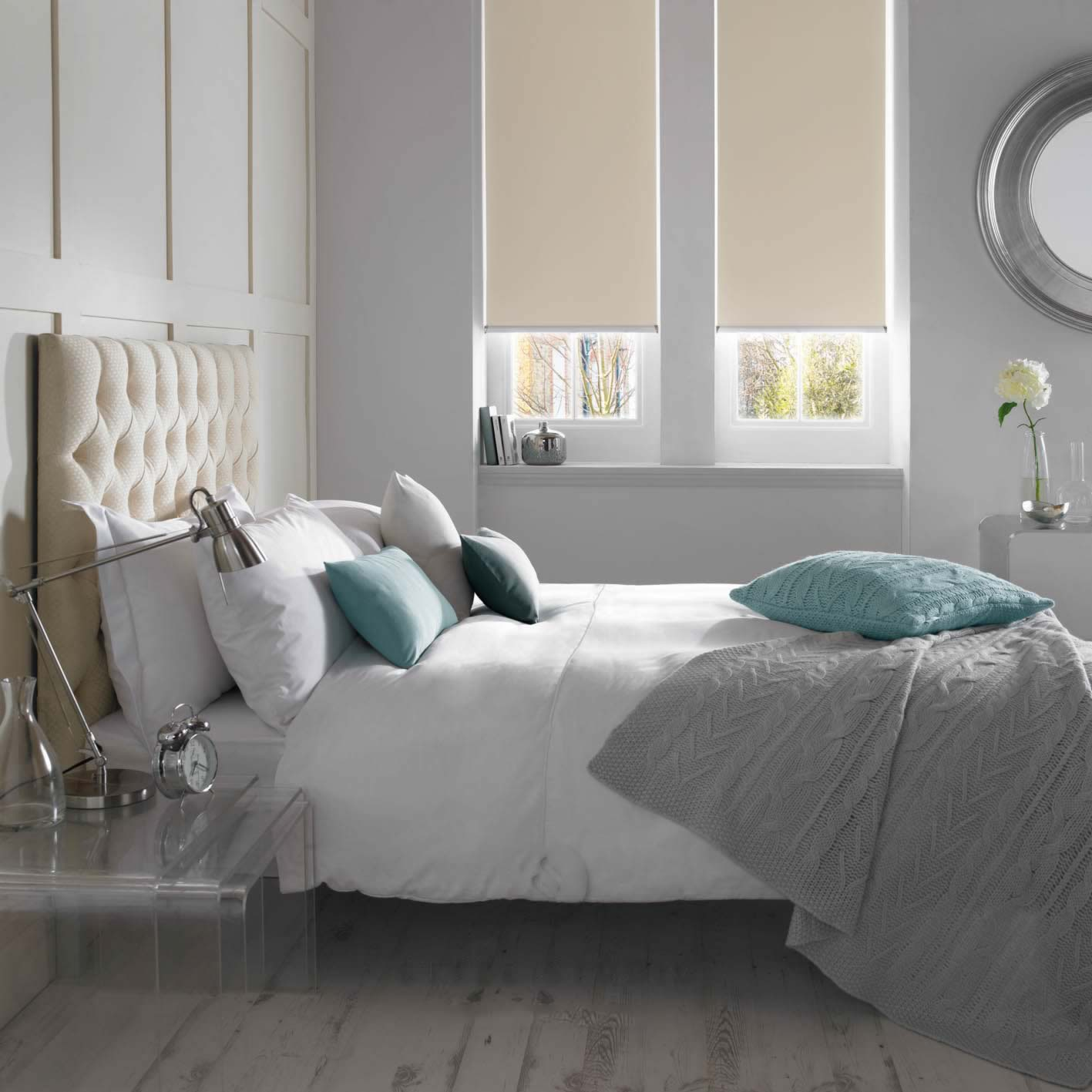 Senses Roller Blinds - Banlight BO Angora