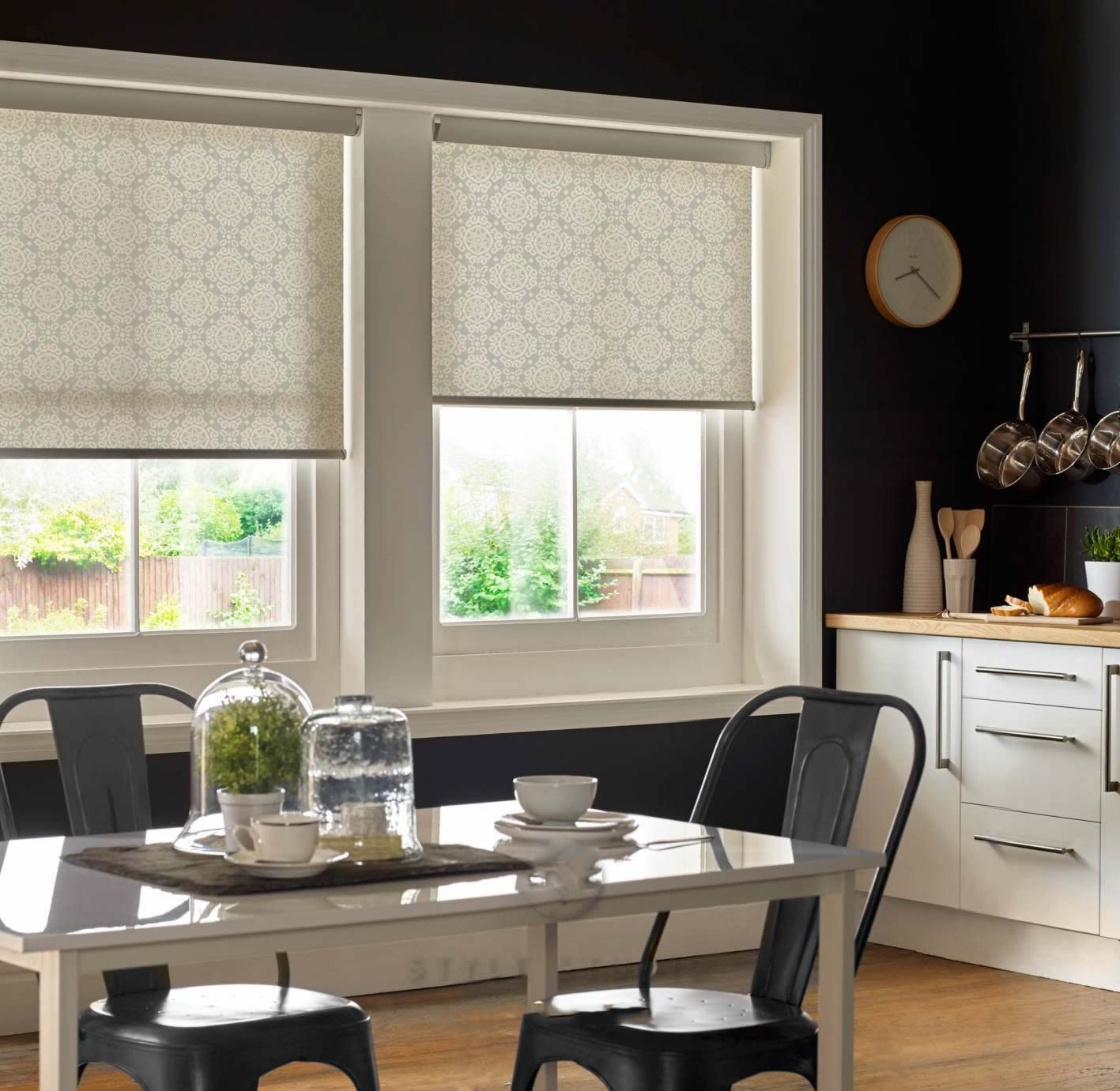 Senses Roller Blinds - Casablanca Grey