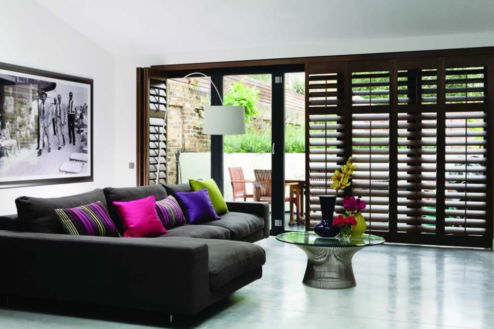 What are Plantation or Colonial Shutters?