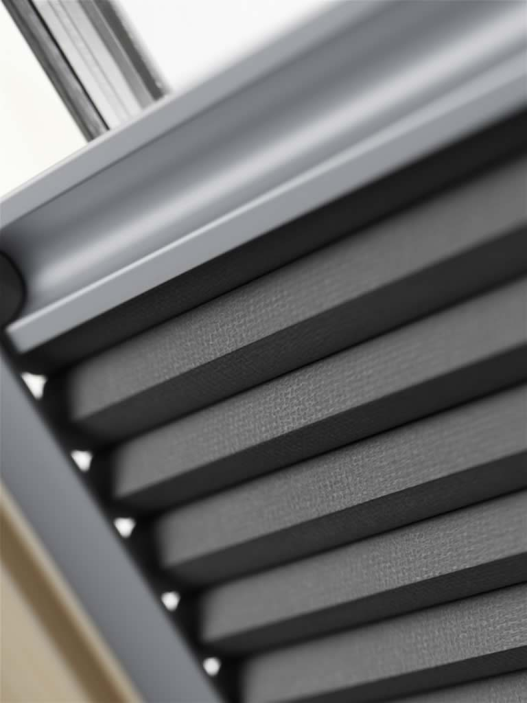 Velux and Skylight Blinds - Energy Saving Pleated  Skylight
