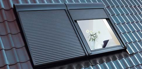 Velux and Skylight Blinds - Velux External Shutters