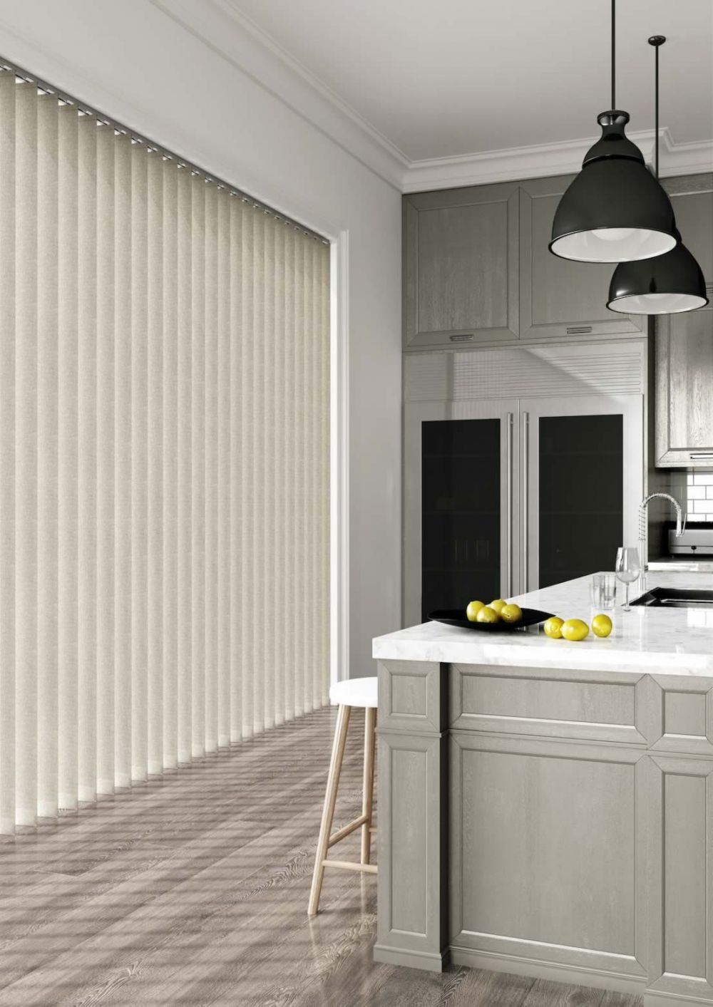 Vertical Blinds | henlow-sand