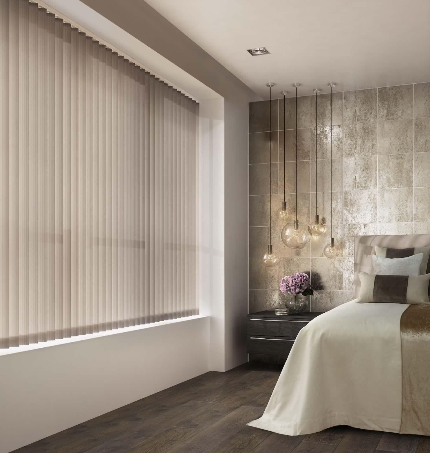 Vertical Blinds - Perola Stone