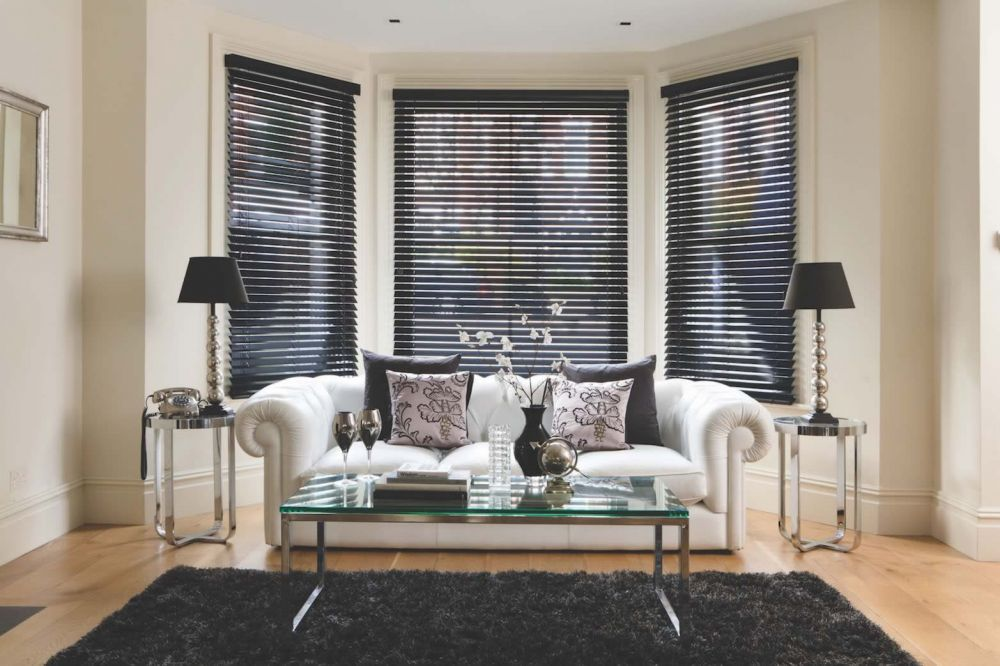 Wooden Venetian Blinds Glasgow